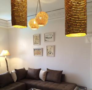 Les Suites de Marrakech - 2, Apartmány  Marakéš - big - 36