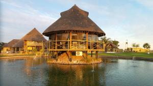 Lapa Lange Game Lodge, Лоджи  Mariental - big - 77