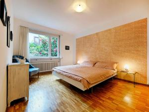 Apartment Junior Suite Classic.19, Ferienwohnungen  Ascona - big - 11