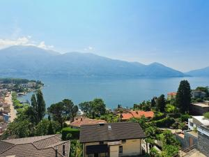 Apartment Junior Suite Classic.19, Ferienwohnungen  Ascona - big - 9