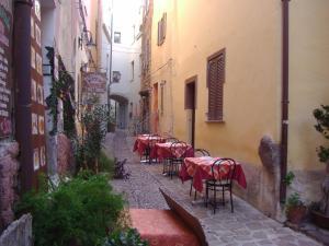 La Rosa Del Mare, Apartments  Castelsardo - big - 28