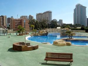 Apartment Residencial La Cala.1, Ferienwohnungen  Cala de Finestrat - big - 5