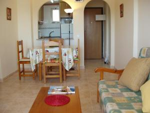 Apartment Residencial La Cala.1, Ferienwohnungen  Cala de Finestrat - big - 9