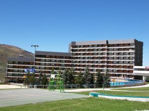 Apartment Lac du Lou, Chavière, Péclet,.8, Ferienwohnungen  Les Menuires - big - 10