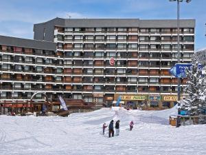 Apartment Lac du Lou, Chavière, Péclet,.8, Ferienwohnungen  Les Menuires - big - 9