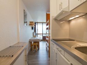 Apartment Lac du Lou, Chavière, Péclet,.8, Ferienwohnungen  Les Menuires - big - 6