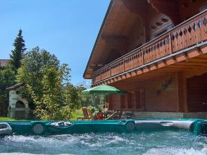 Chalet Les Cèdres, Alpesi faházak  Nendaz - big - 3