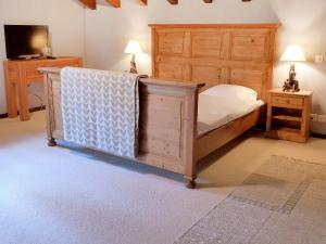 Chalet Les Cèdres, Alpesi faházak  Nendaz - big - 16