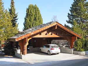 Chalet Les Cèdres, Alpesi faházak  Nendaz - big - 33