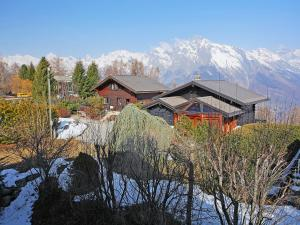Chalet Les Cèdres, Alpesi faházak  Nendaz - big - 31