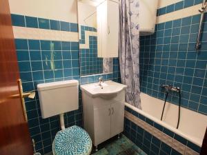 Apartment Ivana.1, Апартаменты  Цриквеница - big - 9