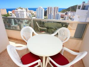 Apartment Residencial La Cala.3, Apartments  Cala de Finestrat - big - 14