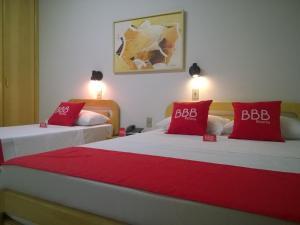 BBB Rooms Paraíso Paulista SP