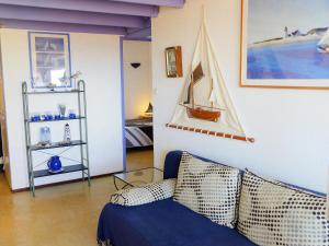 Apartment Les Capounades, Apartmány  Narbonne-Plage - big - 11
