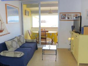Apartment Les Capounades, Apartmány  Narbonne-Plage - big - 9