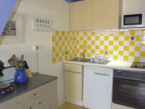 Apartment Les Capounades, Apartmány  Narbonne-Plage - big - 5
