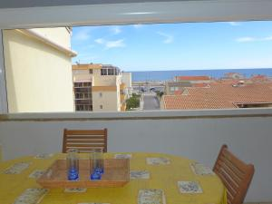 Apartment Les Capounades, Apartmány  Narbonne-Plage - big - 4