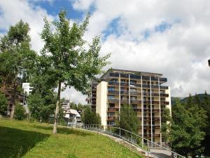 Apartment Allod-Park.18, Apartments  Davos - big - 9