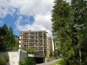 Apartment Allod-Park.18, Apartments  Davos - big - 6