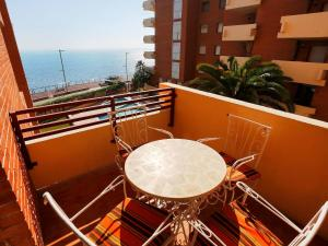 Apartment Voramar 01, Apartmány  L'Ampolla - big - 12