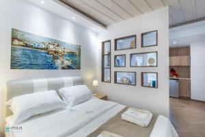 Polis Boutique Hotel, Hotely  Naxos Chora - big - 15