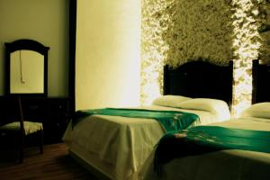Hotel Zamna, Szállodák  Mérida - big - 5