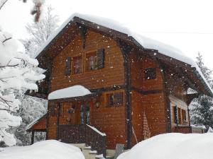 Chalet Chalet Val Rose, Дома для отпуска  Arveyes - big - 4