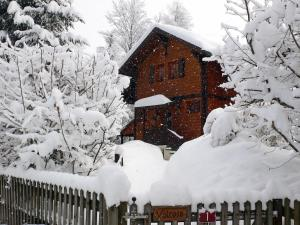 Chalet Chalet Val Rose, Дома для отпуска  Arveyes - big - 2