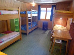 Chalet Riant Soleil, Дома для отпуска  Arveyes - big - 33