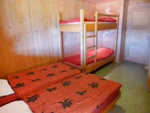 Chalet Riant Soleil, Holiday homes  Arveyes - big - 30