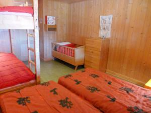 Chalet Riant Soleil, Дома для отпуска  Arveyes - big - 29