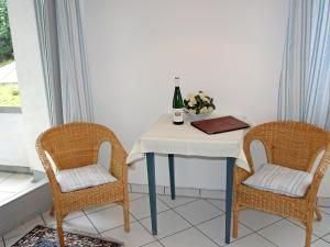 Apartment An der Mosel, Appartamenti  Traben-Trarbach - big - 2