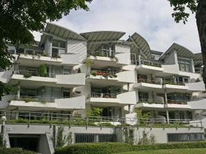 Apartment An der Mosel, Appartamenti  Traben-Trarbach - big - 4