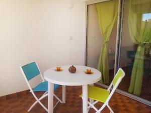 Apartment Mykonos.1, Апартаменты  Пор-Лекат - big - 10