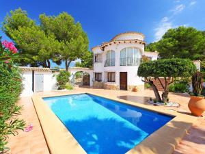 Holiday Home Alfred, Dovolenkové domy  Cumbre del Sol - big - 13