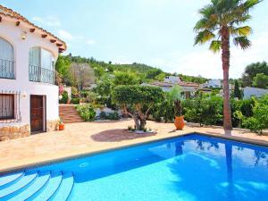 Holiday Home Alfred, Dovolenkové domy  Cumbre del Sol - big - 12