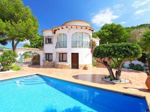 Holiday Home Alfred, Dovolenkové domy  Cumbre del Sol - big - 11