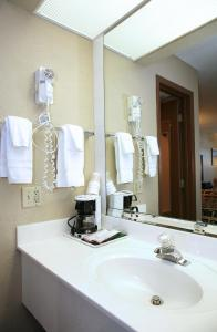 Deluxe King Suite with Spa Bath