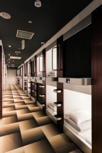 Hotel M Matsumoto, Отели эконом-класса  Мацумото - big - 31