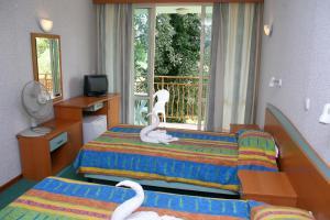 Hotel Kristel Park - All Inclusive Light, Отели  Кранево - big - 7