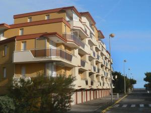 Apartment Les Cigalines, Apartmanok  Narbonne-Plage - big - 2