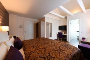 Hotel Marktkieker, Отели  Гроссбургведель - big - 50