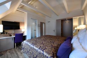 Hotel Marktkieker, Отели  Гроссбургведель - big - 67