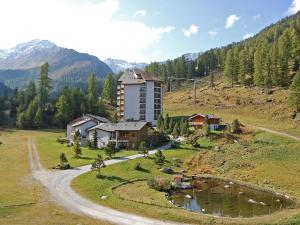 Apartment Mont Fort 43, Appartamenti  Siviez - big - 11