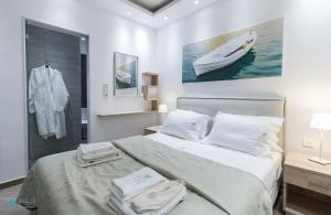 Polis Boutique Hotel, Hotely  Naxos Chora - big - 45
