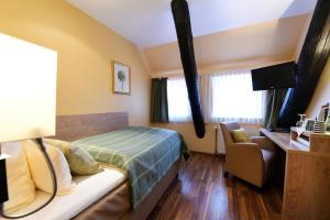 Hotel Marktkieker, Отели  Гроссбургведель - big - 30