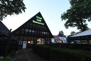 Hotel Marktkieker, Отели  Гроссбургведель - big - 68