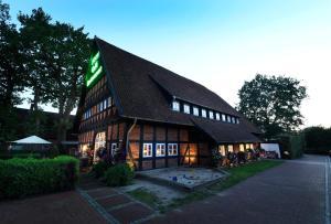 Hotel Marktkieker, Отели  Гроссбургведель - big - 44