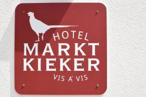 Hotel Marktkieker, Отели  Гроссбургведель - big - 69