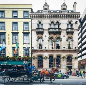 Dublin Citi Hotel of Temple Bar, Отели  Дублин - big - 17